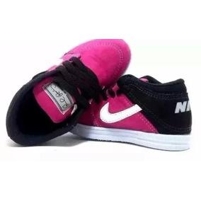 Volta As Aulas Tênis Botinha Nike Infantil Envio Imediato