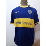 Camiseta Boca Nike 2012 Xl 10 Roman Riquelme Nueva