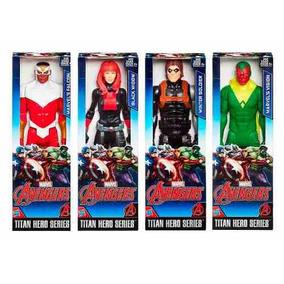 Muñecos Coleccionable Avengers Titan Hero Series 30cm Hasbro