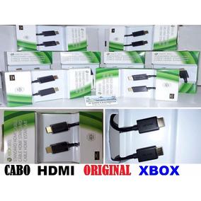 Cabo Hdmi Xbox 360 Full Hd Standard Alta Definição 2 Metros
