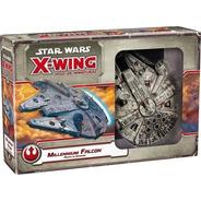 Star Wars X-wing Millenium Falcon Portugues Expansão Jogo