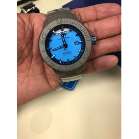 Reloj Techno Marine 100% Titanium Automático Y Original