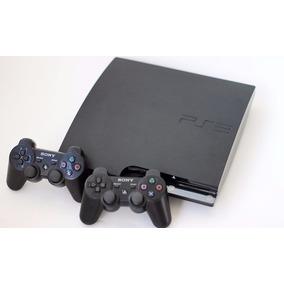 Playstation 3 Desbloqueado Cfw 4.81 Multiman + 2 Controles