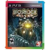 Bioshock 2 Ps3 Digital | Entrega Inmediata | Oferta