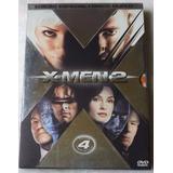 Dvd Original X-men 2 Duplo Com Luva