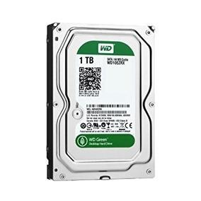 Disco Duro 1 Terabyte Pc Y Dvr Wester Digital Sata 3.5
