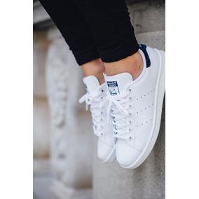 zapatillas adidas stan smith mujer blancas