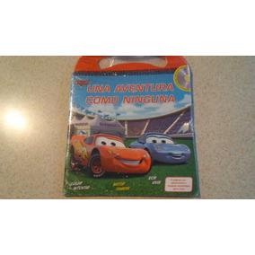 Cars Una Aventura Como Ninguna Libro Interactivo De Cuentos