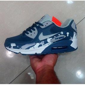 Zapatos Nike Air Max 90 Edicion Especial Damas Y Caballeros