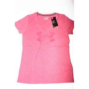 Remeras Under Armour Heat Gear Mujer Talle S