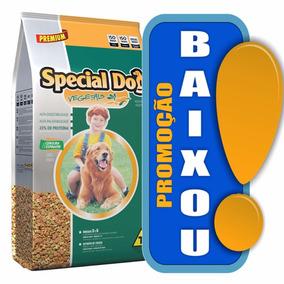 Ração Para Cachorro Special Dog Vegetais 15kg