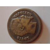 Moneda Antigua Louis Napoleon