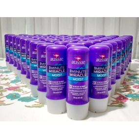 3 Minute Miracle Moist 236ml Máscara Aussie