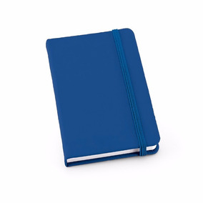 Caderneta Tipo Moleskine Colorida - Un