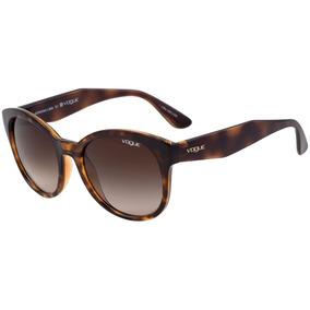 Vogue Vo 2992 Sl - Óculos De Sol W65613 Marrom Mesclado/