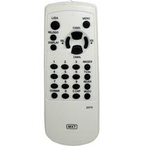 Controle Remoto Tv Cineral Tc1470/2070/2077/1444/2044 Mxt