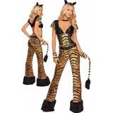 Disfraz Tigresa
