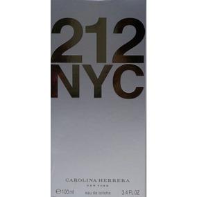 Perfume Carolina Herrera 212 Nyc Edt 100 Ml Lacrado