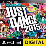 Just Dance 2015 Ps3 Digital