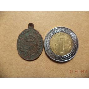 Medalla Conmemorativa De La Virgen De Guadalupe