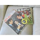 El Gráfico-r.ayala Y El Gráfico Sport-rattin Locche Pairetti