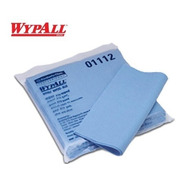 Toalla Antimicrobial Wypall Kimberly Clark Azul Reutilizable