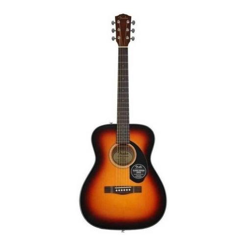 Guitarra acústica Fender Classic Design CC-60S abeto sunburst