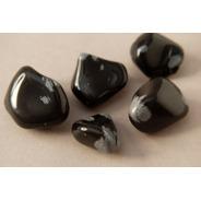 Piedra Obsidiana Nevada Rolada Nro. 2