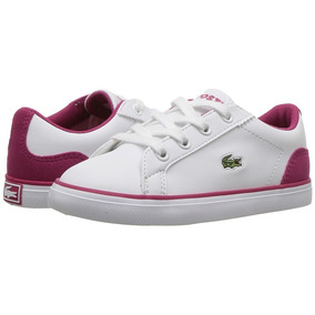 Tenis Lacoste Lerond Gucci Tommy Calvin Casual Mujer