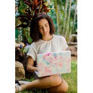 Case Carcasa Funda Macbook Retina 13.3 A1502 Diseño Flores