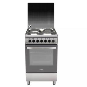 Cocina Eléctrica Ariston A5e52f X Ag 50cm Envio Gratis
