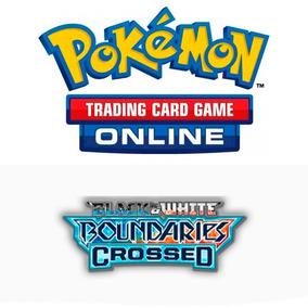 10 Códigos Pokémon Tcg Online Packs Boundaries Crossed