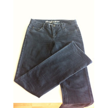 Jean Tommy Hilfiger Original Color Negro Para Damas