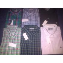 Lote 4 Camisas Christian Dior Nuevas. Talle:46