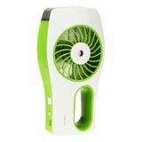 Mini Ventilador Recarregavel Climatizador Agua Umidificador
