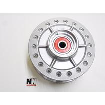 Cubo Roda Dianteira Nxr 150 Bros Disco Com Rolamentos