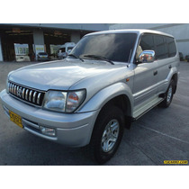 Toyota Prado Vx At 3400cc 5p