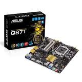 Board Asus Mini Itx Chip Intel Q87t