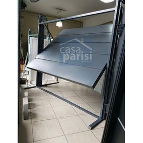 Porton Garage Levadizo Automatico Bari Chapa 18