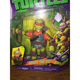 Tortugas Ninja Muñeco Mikey The Elf Original