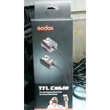 Ttl Cable De Extension Para Camaras Dsrl Nikon Y Canon