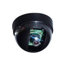 Cctv Camara Minidomo Color Audio Seguridad Video Fuente Rca