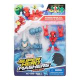 Marvel Super Hero Mashers Micro Varios Personajes Hasbro