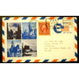 Rcs30 Usa Cartão Postal Pre-selado Visit The Usa 11c Selo 2c