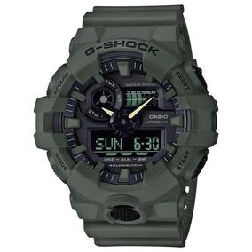 Casio G-shock Ga700uc-3a Verde