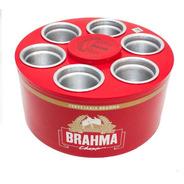 Cooler Térmico 3g Cerveja  Brahma P/06 Latas Ou Long Neck