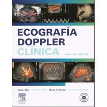 Libro: Ecografía Doppler Clínica - Pdf