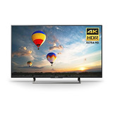 Sony Xbr55x800e 55-inch 4k Ultra Hd Smart Led Tv (modelo...