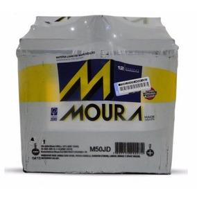Bateria Moura 50 Jd Honda Civic, Crv, Original