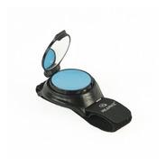 Rearviz  Espejo Retrovisor Para Antebrazo Color Azul